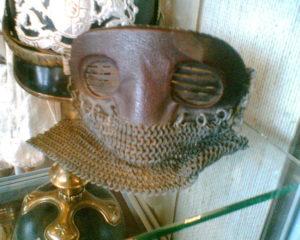 戦車兵用ガスマスク