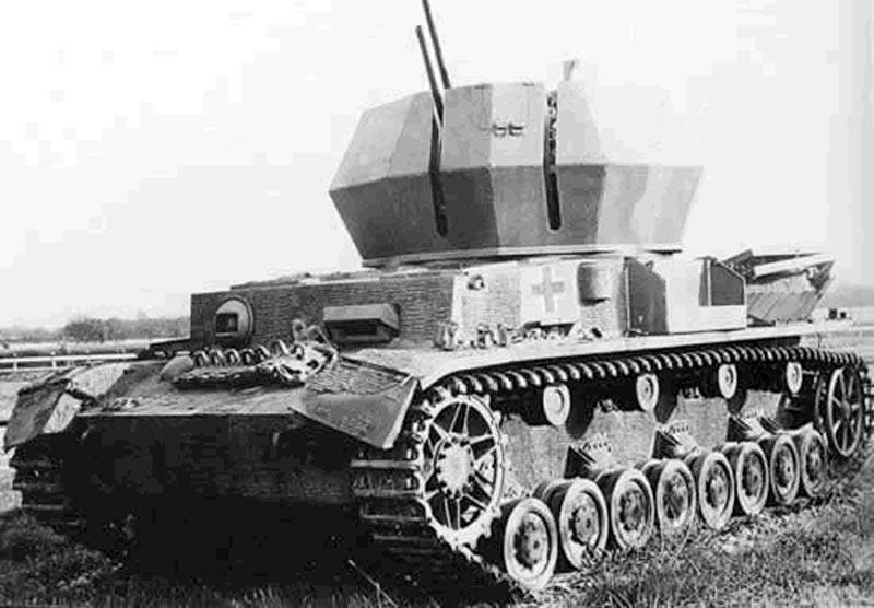 ドイツ軍戦車 カスタムレゴ