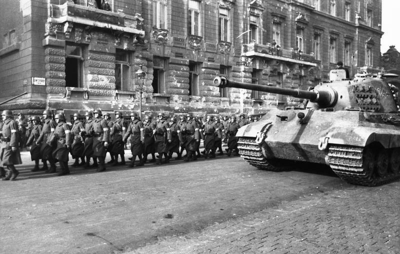 レゴ戦車 ティーガー2